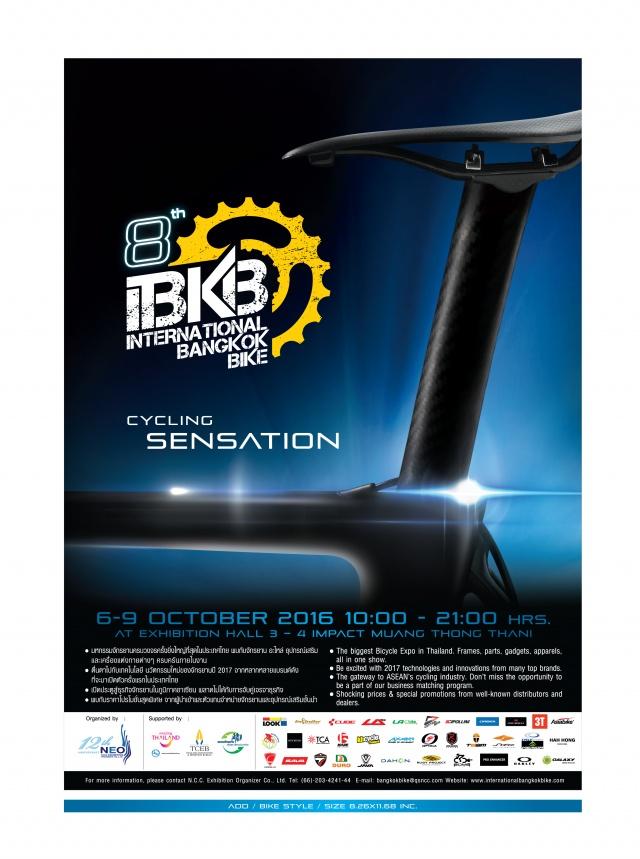 International Bangkok Bike 8