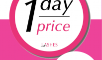 LASHES 1 Day 1 Price