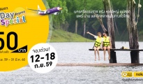Nok Air WeekDay Special
