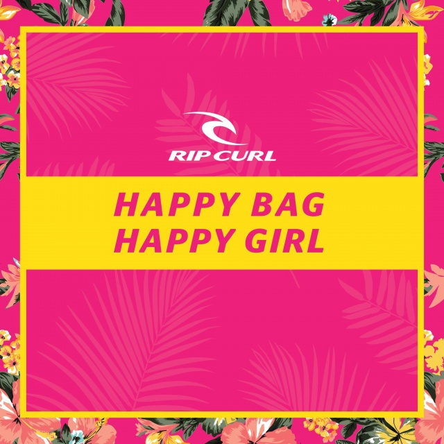 RipCurl Happy Bag for Happy Girls