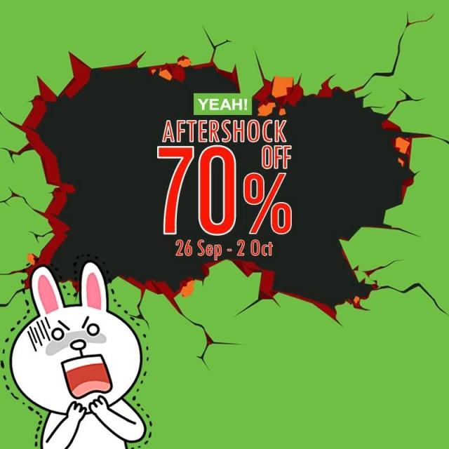 YEAH AFTERSHOCK