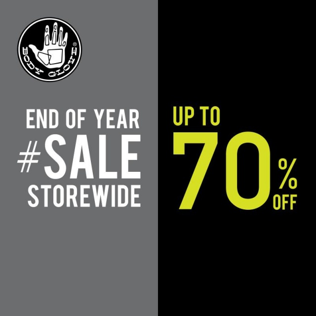 BODY GLOVE End of Year Sale 2016