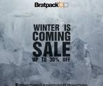 Bratpack WINTER IS COMING SALE