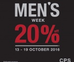 CPS Chaps Men's Week Special