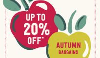 Cath Kidston Autumn Bargains SALE