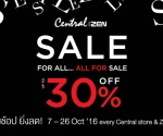 Central | ZEN Sale for All All for Sale