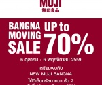 Muji Bangna Moving Sale
