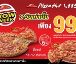 Pizza Hut Wow week