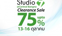 Studio 7 Clearance Sale