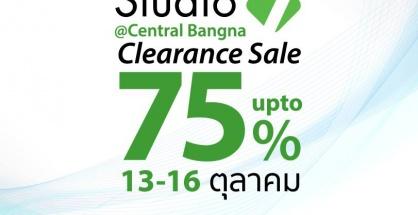 Studio 7 Clearance Sale
