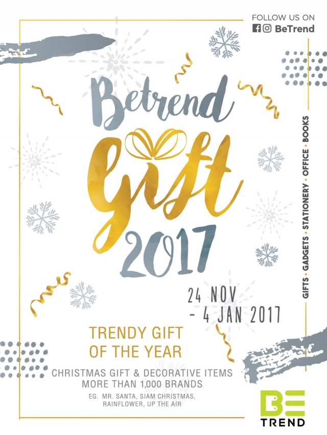 BeTrend Gift 2017