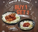 "Dak Galbi ""WINTER is Coming.. BUY 1 GET 1"""