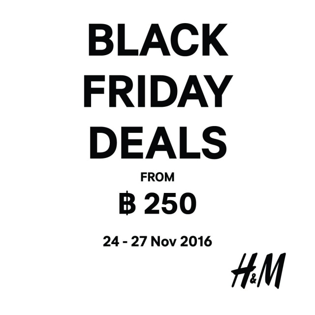 H&M's Black Friday Sale Is Ridiculously Good The fast fashion retailer is really going hard in By Cory Baldwin Updated Nov 24, , am EST.
