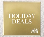 H&M Holiday Deals