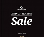 RipCurl End of Season Sale