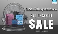 Samsonite End of Season Sales