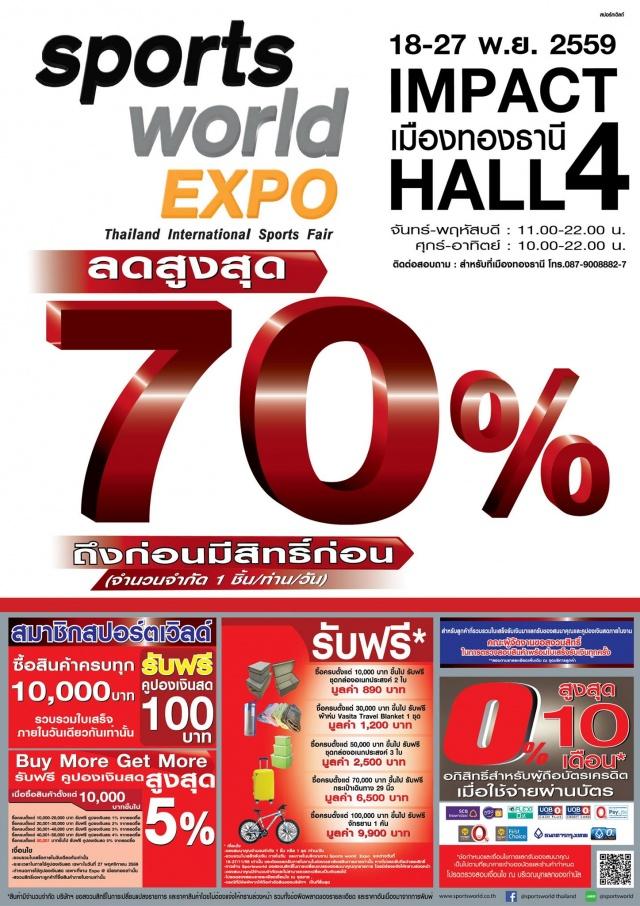Sports World Expo 2016  1