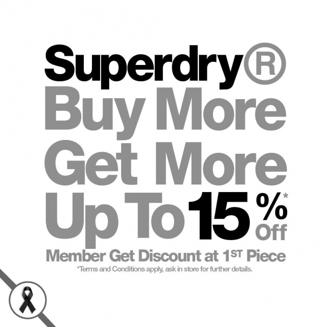 Superdry Buy More Get More
