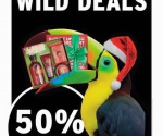The Body Shop %22Black Friday Wild Deals%22