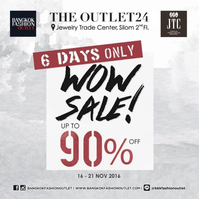 The Outlet24 %226 Day Wow Sale%22