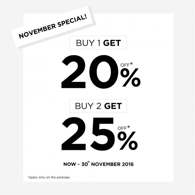 V Eyewear November Special Promotion