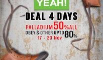 YEAH! Deal 4 Days