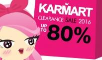 KARMART ONLINE %22CLEARANCE SALE 2016%22