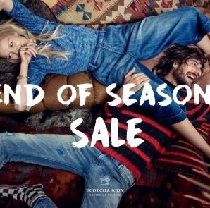 Scotch&Soda End of Season Sale