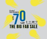 CENTRAL THE BIG FAB SALE