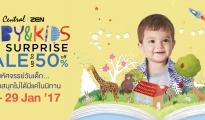 CENTRAL : ZEN BABY & KIDS BIG SURPRISE SALE 2017