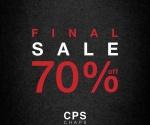 CPS CHAPS FINAL SALE