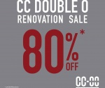 CC DOUBLE O RENOVATION SALE
