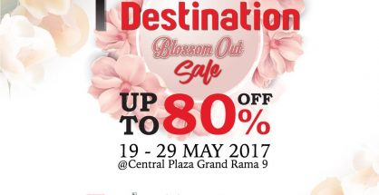 Fashion Destination Blossom Out