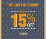 Hybrid Outfitters The Party of Cloudy