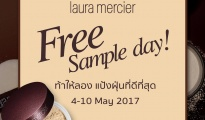"Laura Mercier ""FREE SAMPLE DAY"""