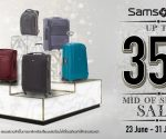 Samsonite Mid of Season Sale