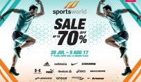"Amarin Brand Sale ""Sports World"""