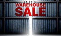 Bratpack Warehouse Sale 2017