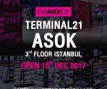 EVEANDBOY Terminal 21 ASOK