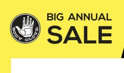 Body Glove Big Annual SALE ลดสูงสุด 80% (เริ่ม 20 ก.พ. 61)