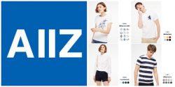 AIIZ โปรโมชั่นสินค้าราคาพิเศษ รอบวันที่ 16 – 31 กรกฎาคม 2561