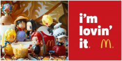 "McDonald's Happy Meal ""One Piece วันพีช"" (เริ่ม 28 ก.ย. 2561)"