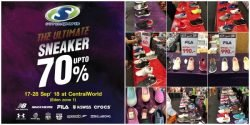 """Supersports """"The Ultimate Sneaker Sale"""" @CentralWorld (17 – 28 ก.ย. 2561)"""