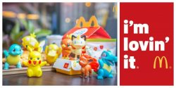 "McDonald's Happy Meal ""Pokemon 2018"" (16 พ.ย. – 13 ธ.ค.  2561)"