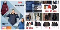 Uniqlo Weekly Highlight โปรโมชั่นและสินค้าเด่น (16 – 22 พ.ย. 2561)