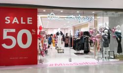 Miss Selfridge End of Season Sale (เริ่ม 4 ธ.ค. 2561)
