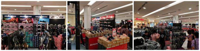 Sportsworld Sneaker Fair งานลดราคา รองเท้า ที่ แฟชั่นไอส์แลนด์ วันนี้ - 24 เมษายน 2562