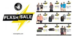 "Body Glove Online Store ""Flash Sale ลดสูงสุด 80%"" (15-21 ม.ค. 2562)"