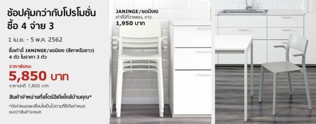 IKEA SALE ลดครั้งใหญ่ เพื่อบ้านในฝัน ที่อิเกีย ทุกสาขา (9 ก.ค. - 2 ส.ค. 2563)