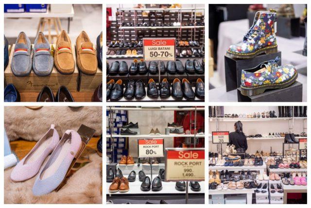 Central The Super Shoe Sale 2019 งานเซลรองเท้า เซ็นทรัลชิดลม (16 - 24 พ.ย. 2562)